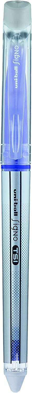 Pink /Viola confezione da 12 Uni-Ball TSI Erasable Pen/