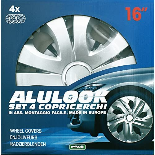 Cora 40147 Box 4 Alulook Top Ring Enjoliveurs 16 pouces best