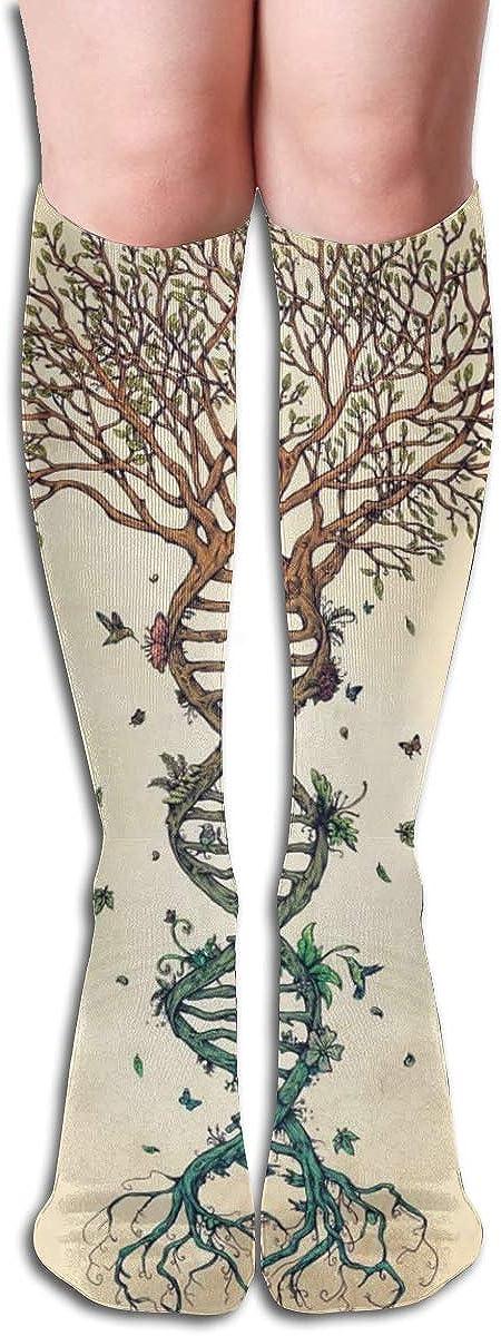 Tree Of Life Womens Knee High Socks Winter Warm Boot Socks Tube Stockings