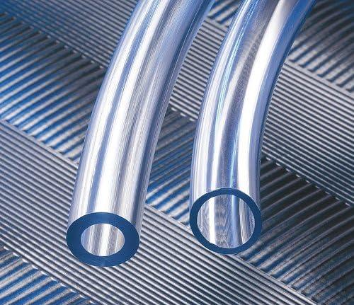 SAE Kuriyama PVC Tubing - 4EGU9 5//16 Inside Dia 1//2 Outside Dia