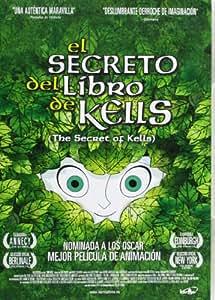 El Secreto Del Libro De Kells [DVD]: Amazon.es: Nora