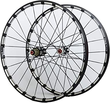 MZPWJD MTB Rueda Bicicleta para 26 27.5 29 Pulgadas Juego Ruedas ...