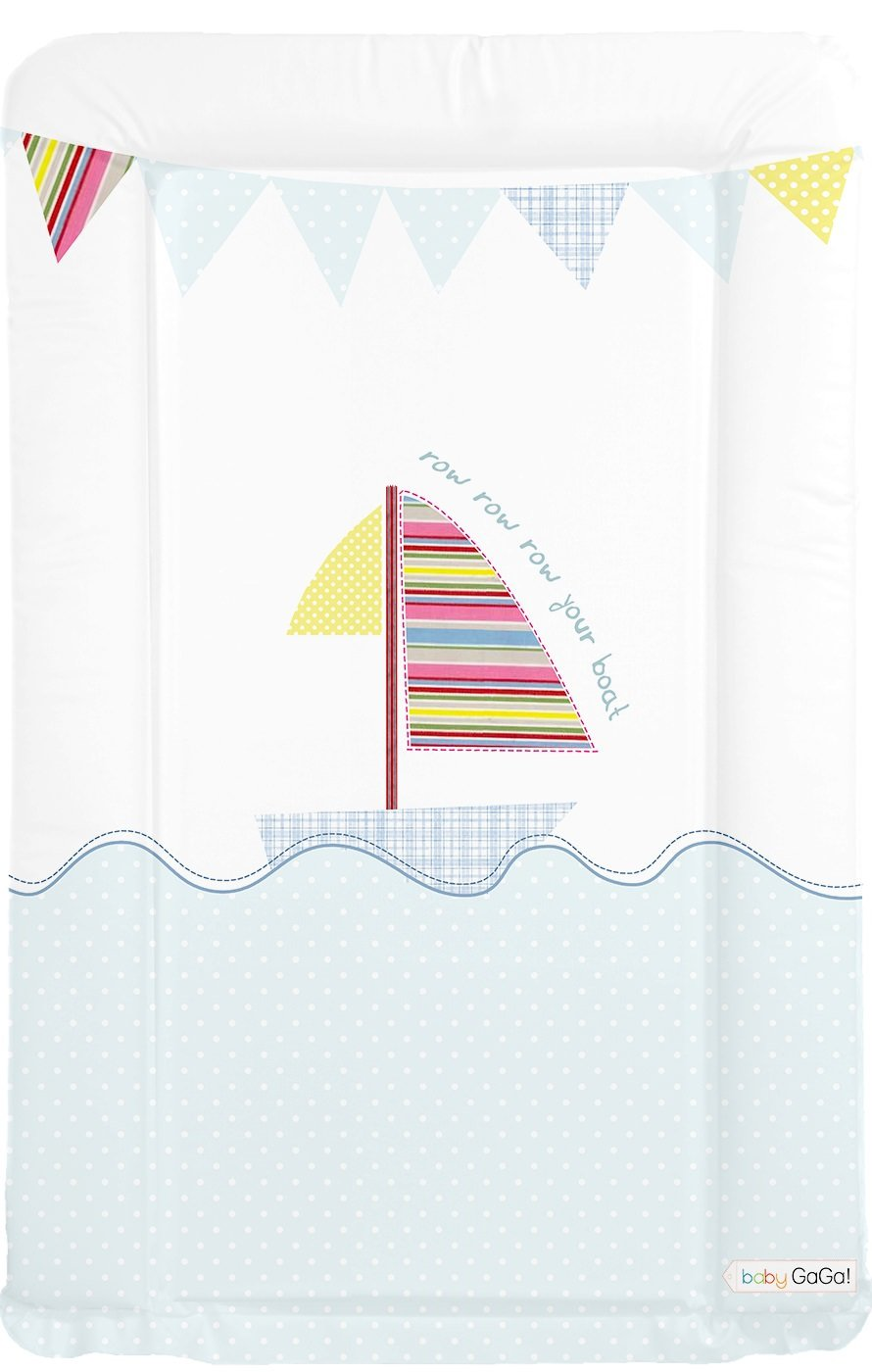 Row Your Boat Baby Changing Mat - Row Your Boat