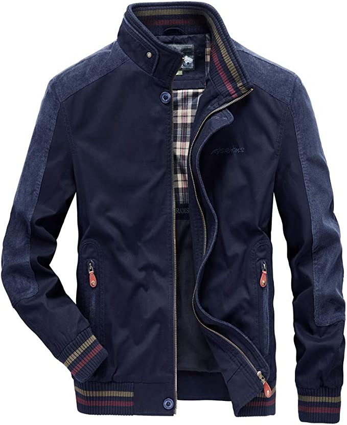 sale online best cheap new arrive AMhomely Men's Coats and Jackets Sale, Mens Autumn Casual Fashion ...