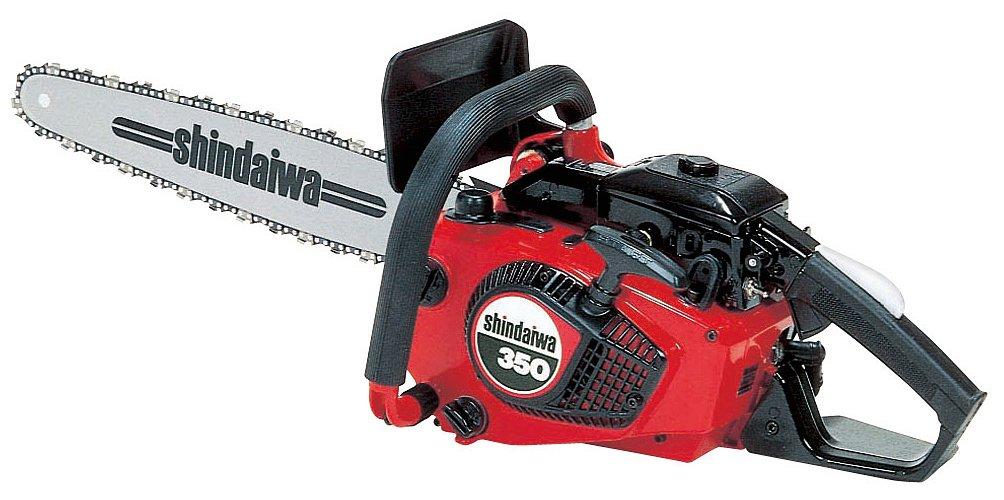 やまびこ産業機械 新ダイワ E350AV-350 エンジンチェンソー(350mm/25AP-76E) B00MNY0ITO