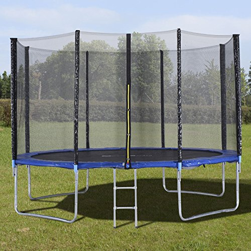 Top 10 Best Oval Trampoline With Safety Enclosures Our Top: Top 10 Best Trampolines With Safety Enclosure