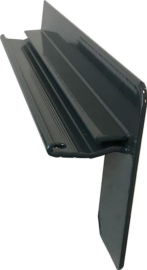 Ohne Seitenteile Fensterbank Anthrazit 600 mm Lang Fensterbrett 340 mm Tief