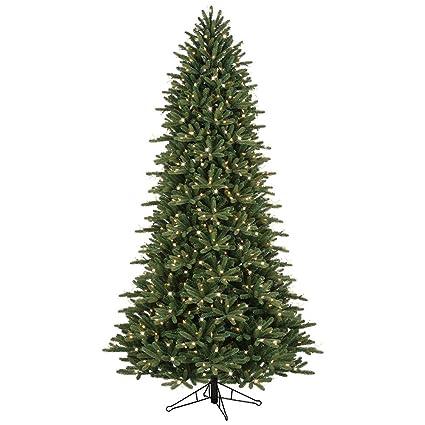 9 ft just cut ez light frasier led dual color christmas tree - 9 Ft Led Christmas Tree