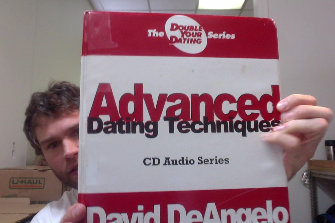 David DeAngelo Advanced Dating Techniques - Online Course - eBook Library