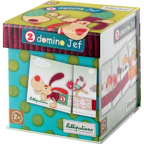 Lilliputiens Jef 2 Domino