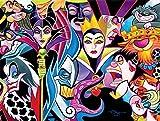 Ceaco Disney's Villains Puzzle (1500 Pieces)