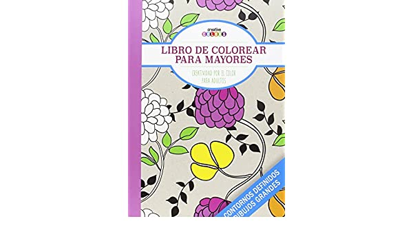 LIBRO DE COLOREAR PARA MAYORES: VV.AA.: 9789461887030: Amazon.com: Books