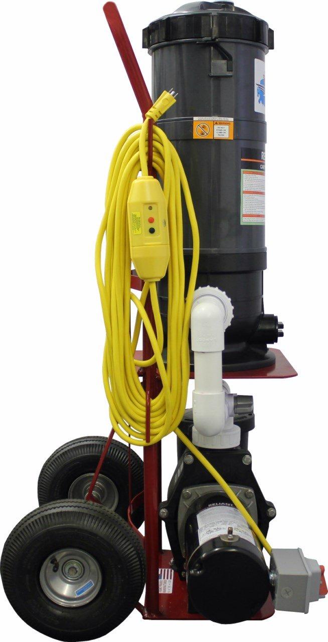 Charmant Amazon.com : Tomcat® Top Gun Maverick Portable Pool Vacuum System :  Swimming Pool Suction Cleaners : Garden U0026 Outdoor