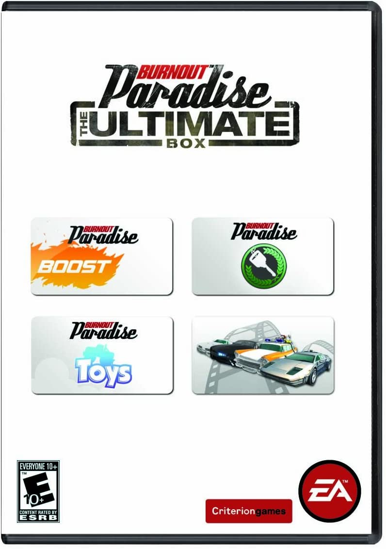 Amazon com: Burnout Paradise Bonus Vehicle Pack [Online Game