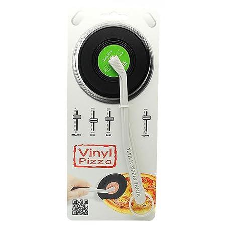Rueda Cortador De Pizza Pizza herramientas con Top Spin Fresh ...