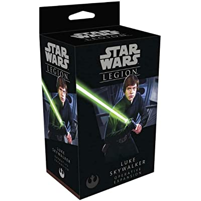 Star WarsLegion: Luke Skywalker: Toys & Games