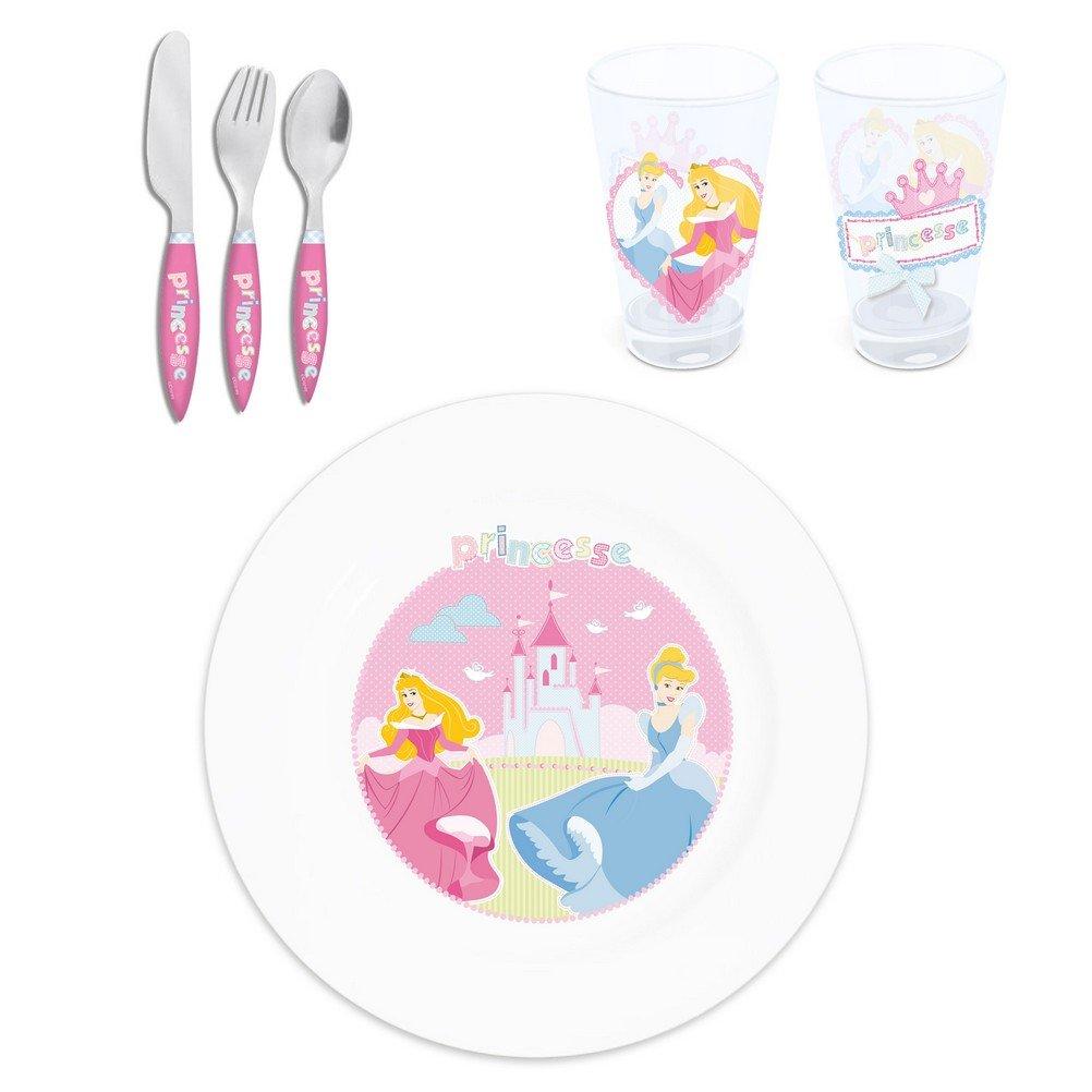 Disney Princess dinner set   B00BM3NGFK