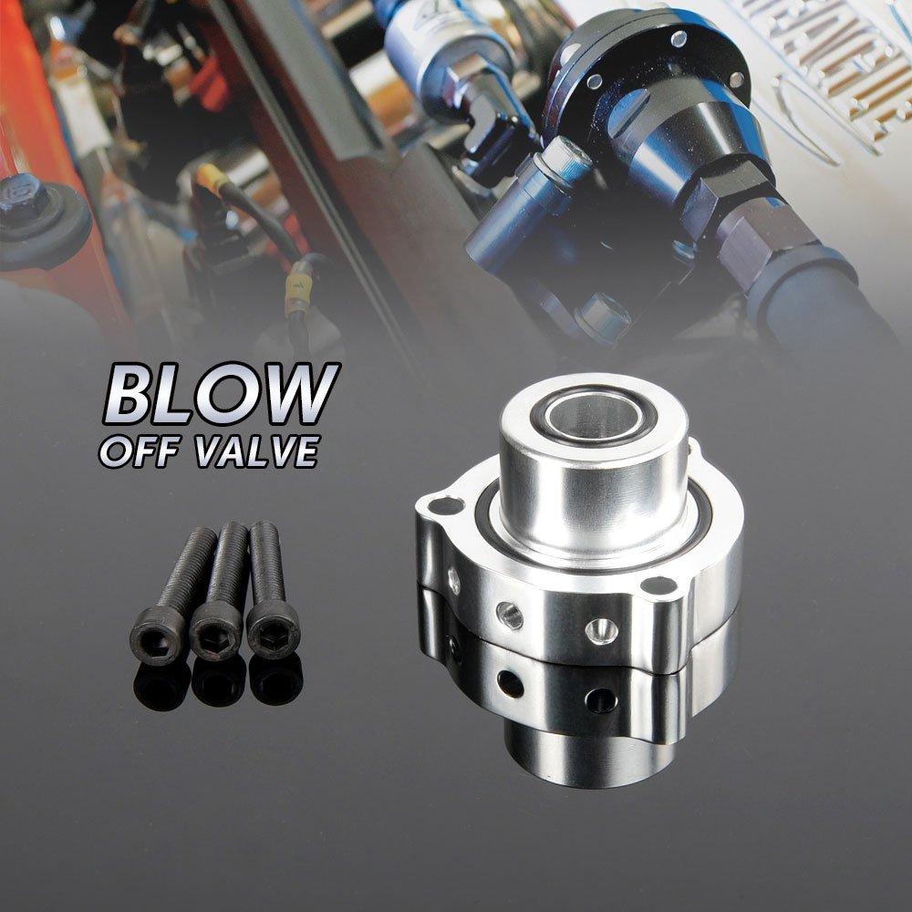 Turbo Blow Off Valve BOV Audi A3 (modelos 1.4T/2.0T FSI B7 OEM adaptador separador Brida: Amazon.es: Coche y moto