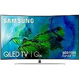 "Smart tv samsung qe65q8c 65"" ultra hd 4k qled usb x 3 qhdr 1501 curvo (1000057168)"