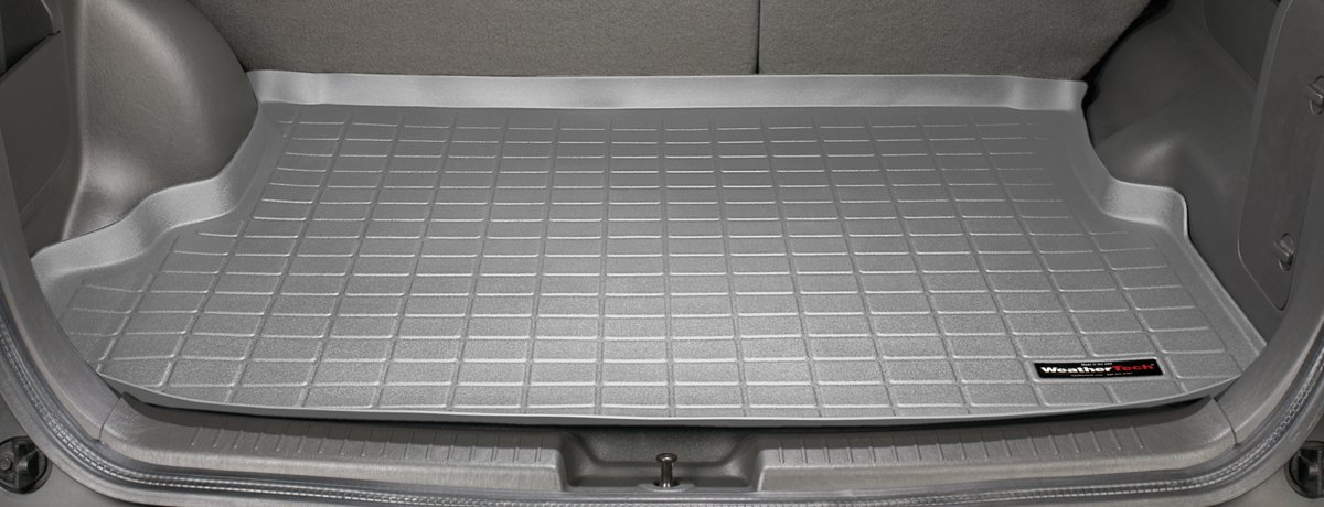 Grey WeatherTech Custom Fit Cargo Liners for Ford Escape