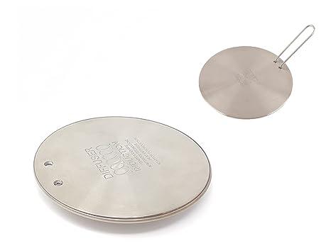 Ilsa – Adaptador universal de placa 12 cm inducción
