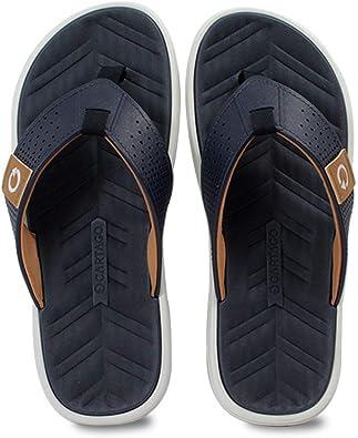Sandales Cartogo Malte IV Thong Ad Men Bleu
