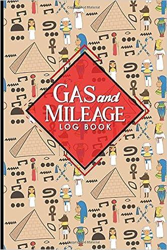 amazon com gas mileage log book mileage calculator mileage