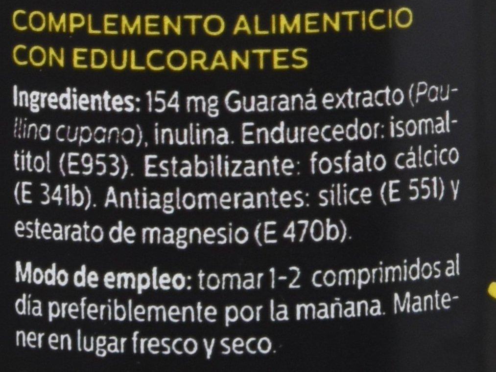 SOTYA - SOTYA Super Guaraná, 120 comprimidos, 600mg: Amazon.es: Salud y cuidado personal