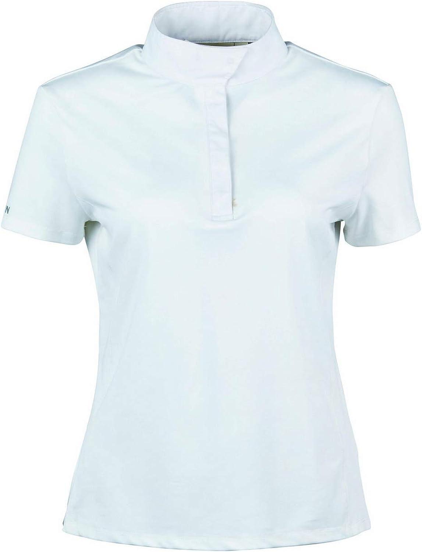 Dublin - Camisa de Concurso de hípica Modelo Paula de Manga Corta ...
