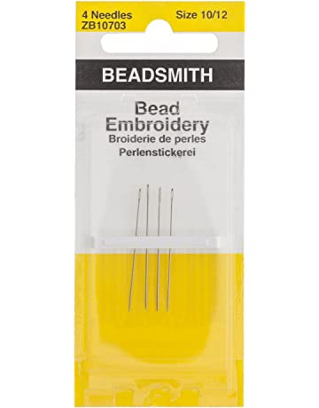 Needles Bead Embroidery, 4/pk - BN1012