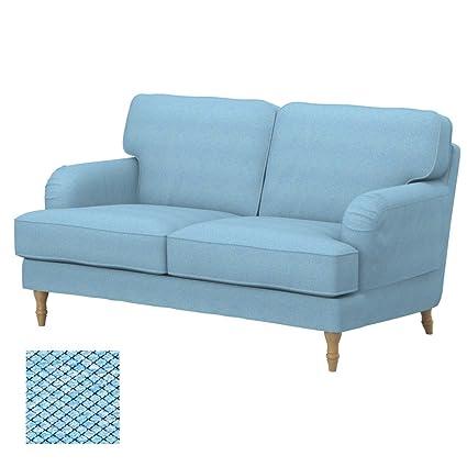 Amazon.com: Soferia - Replacement Cover for IKEA STOCKSUND 2 ...