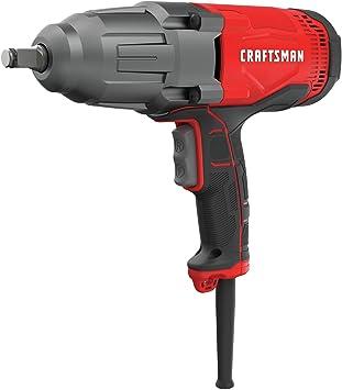 CRAFTSMAN Impact Wrench, 1/2-Inch, 7.5-Amp (CMEF901)