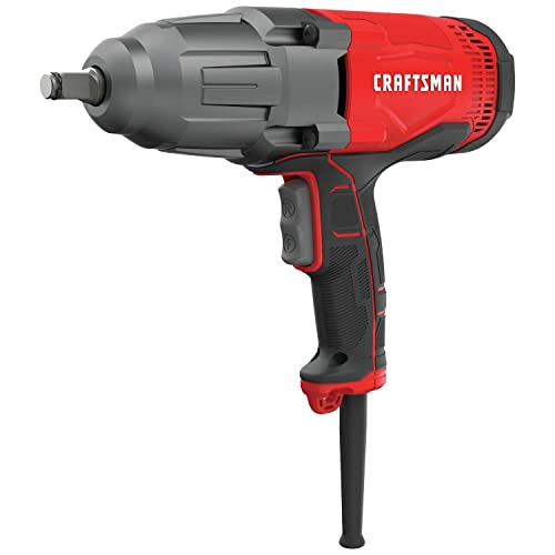 CRAFTSMAN Impact Wrench, 1 2-Inch, 7.5-Amp CMEF901