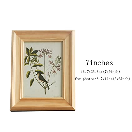 Amazon.com - hdhthdhd Photo frame 11x11 solid wood garden wedding ...