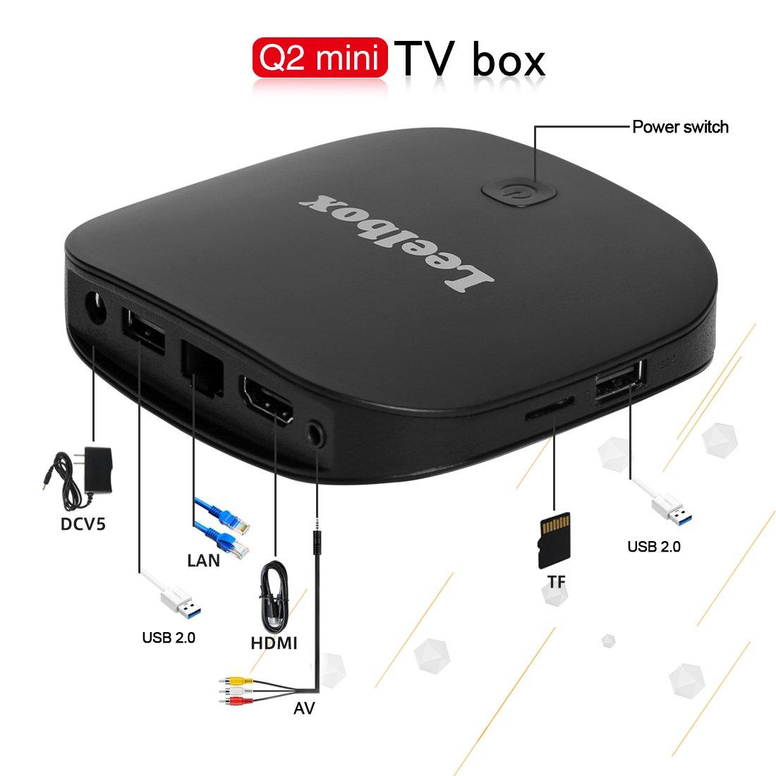 tictid 2018 4k tv box android 7.1