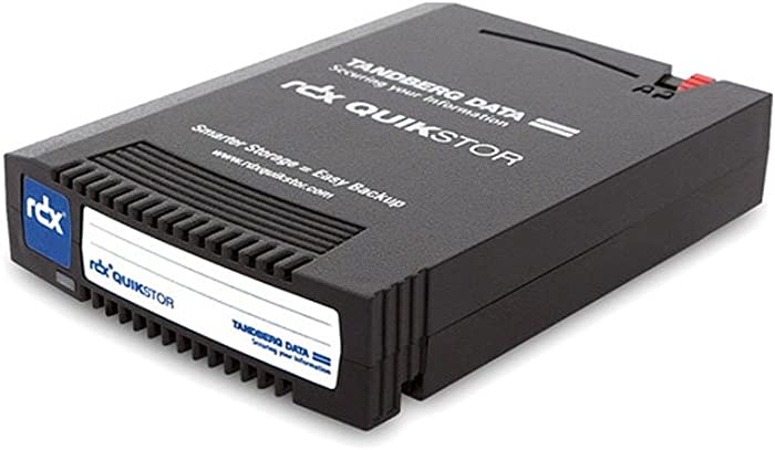 Rdx Quikstor 500GB Removable Disk Cartridge