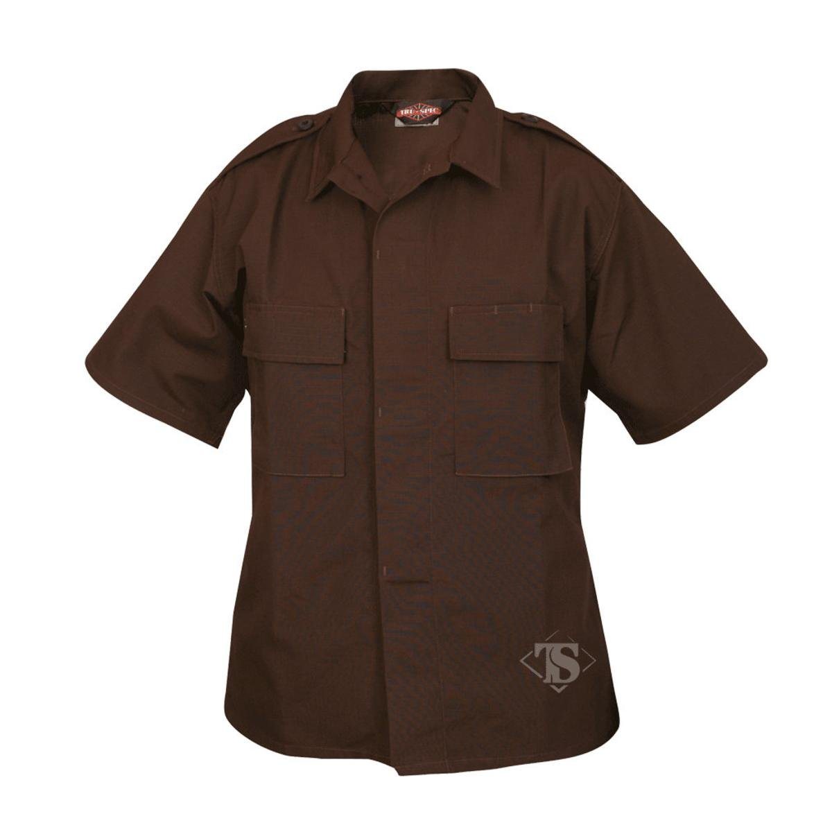 TRU-SPEC Men's Lightweight Short Sleeve Tactical Shirt Atlanco TS1000-1006