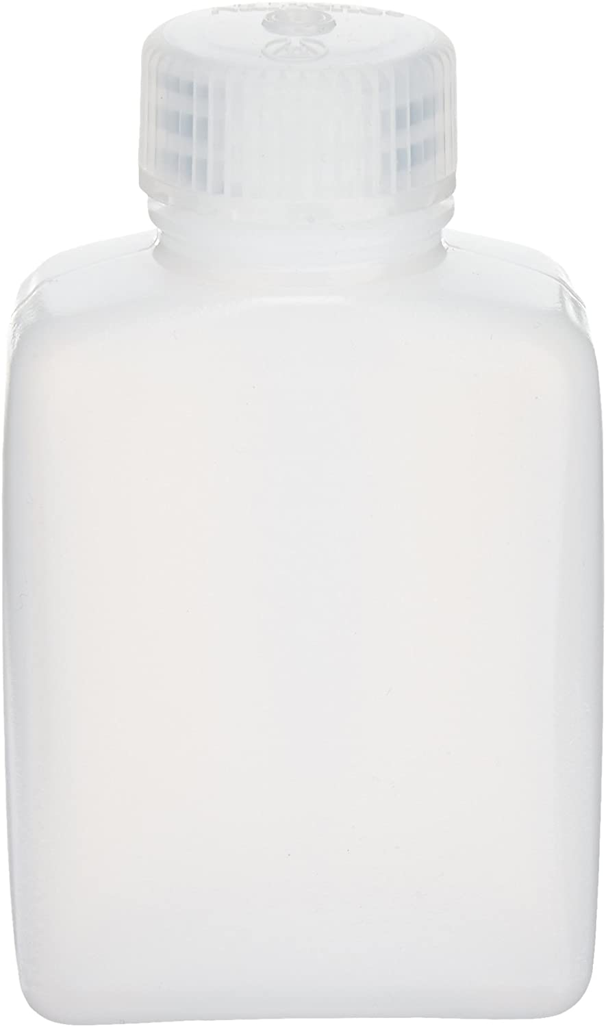 Nalgene Wide Mouth Botella Rectangular, 125 ml (4 Oz)