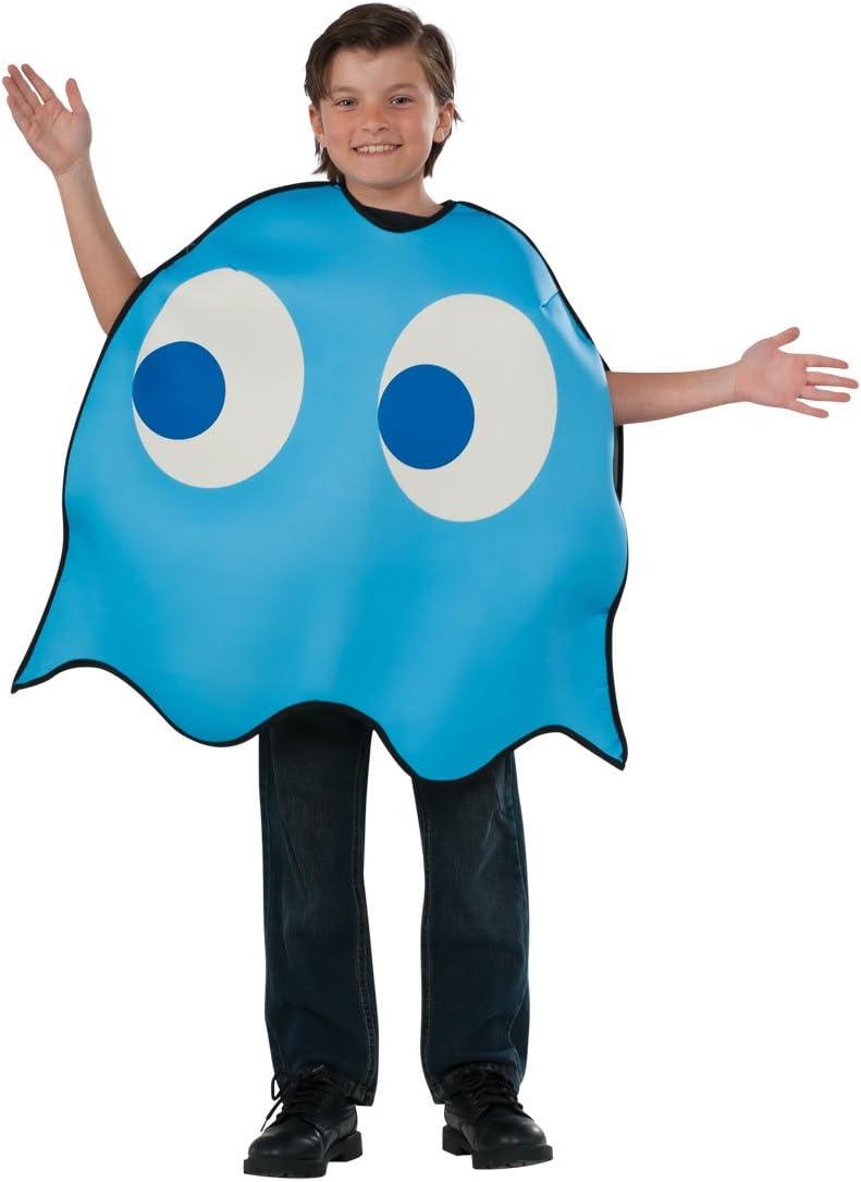 Rubies s oficial Pacman Inky, disfraz para adultos – tamaño ...