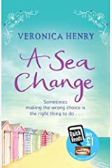 A Sea Change (Quick Reads 2013) Kindle Edition