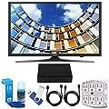 Samsung UN49M5300- 49-Inch Full HD Smart LED TV Plus Terk Cut-the-Cord HD Digital TV Tuner and Recorder 16GB Hook-Up Bundle