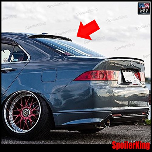 Spoiler King Roof Spoiler (284R) compatible with Acura TSX CL9 2004-2008