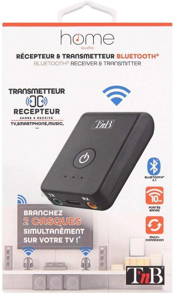 TNB - Adaptador Bluetooth T'Nb Btada 2 En 1 - Accesorios TV - Comprar Al Mejor Precio