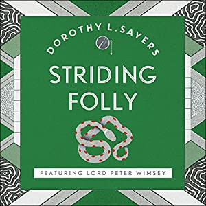 Striding Folly Audiobook