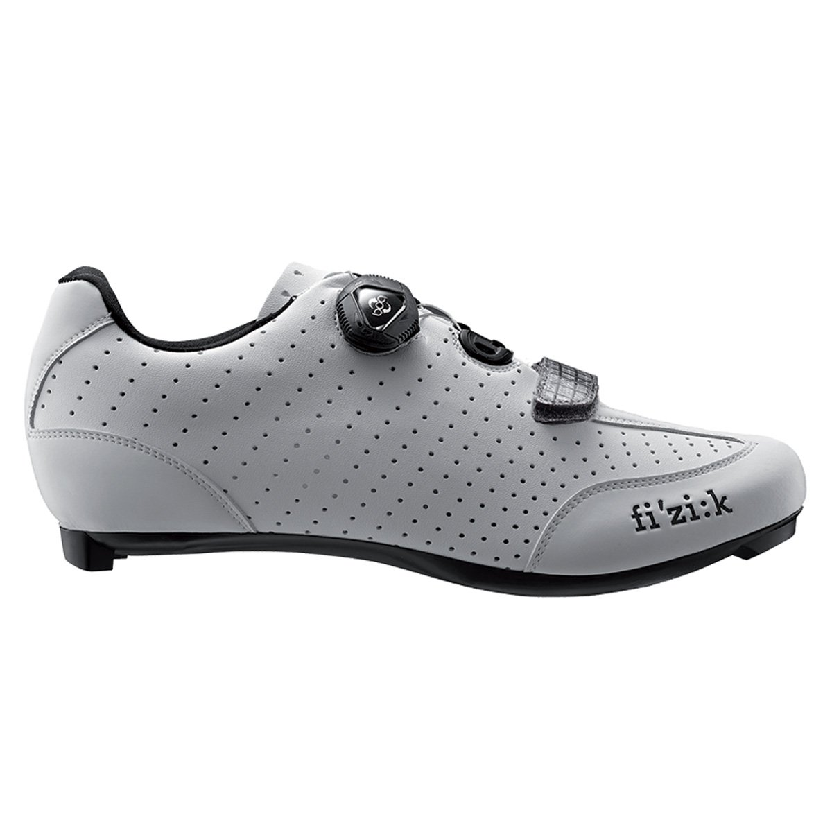 Fizik Men s R3B Uomo Boa Road Sport Cycling Shoes – Black Black