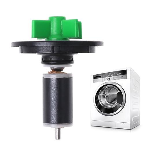 El agua deja la bomba de drenaje del motor estrecho para lavadora ...