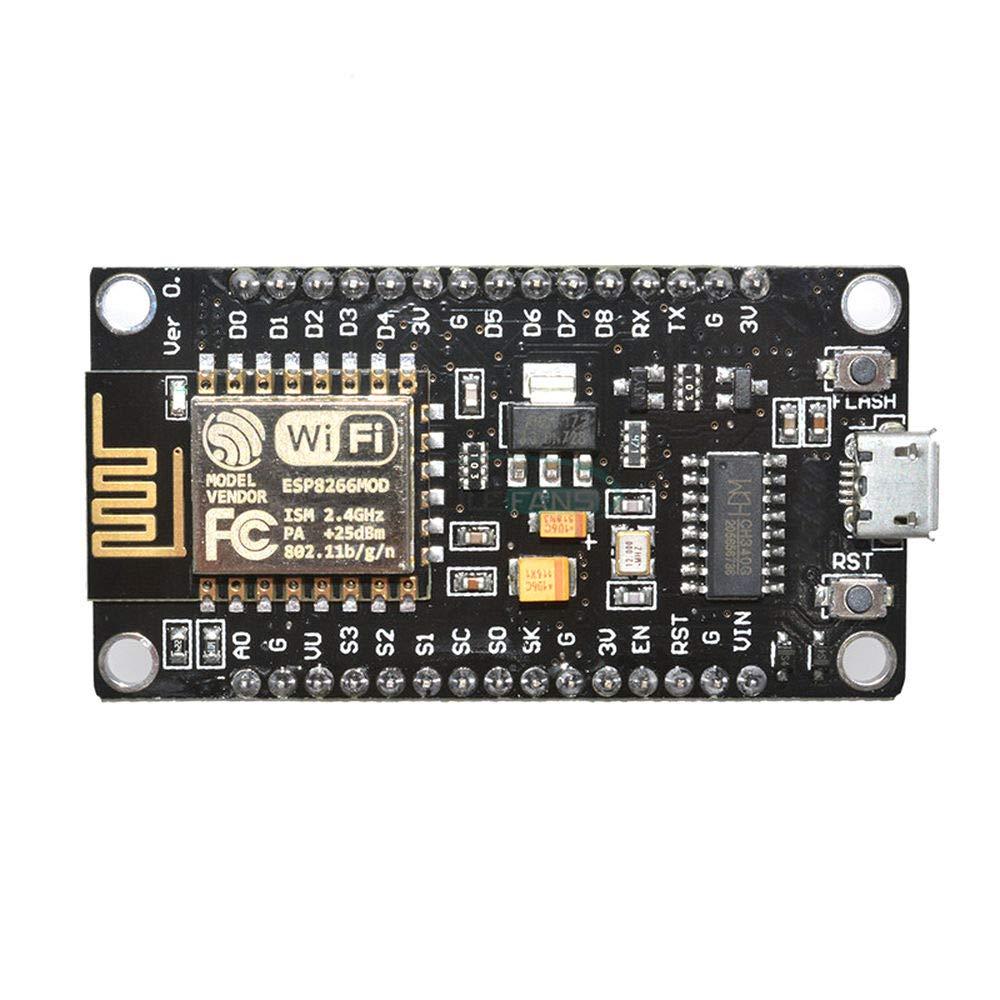 5PCS ESP-12E Micro USB ESP8266 CH340 G NodeMcu V3 Wireless WiFi Module Connector Development Board Repalce CP2102
