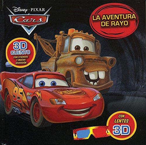 Disney Pixar Cars 3D Cuento - La Aventura de Rayo (Spanish Edition)