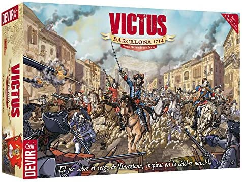 Devir - Victus, el JOC de taula, Juego de Mesa (222180): Amazon.es: Juguetes y juegos