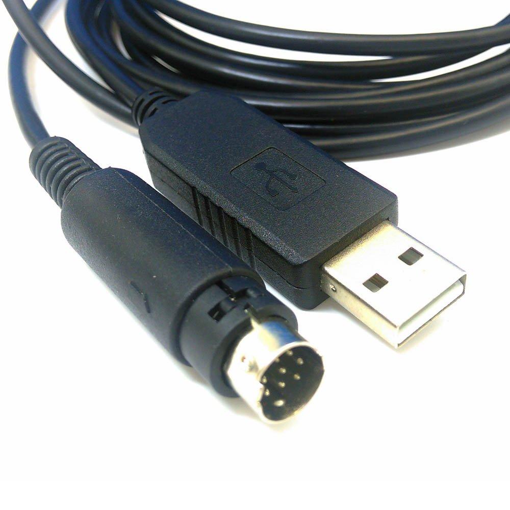 FTDI FT232r USB RS232 Programming Cable for Kenwood PG 5G TM-D710 TM-D710A 710E TMV71 TM-V71A TM-V7 Application #1: Kenwood PG-5G PG-5HinterphoneRADIO